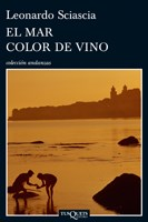 Libro El Mar Color De Vino