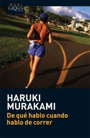 Libro De Que Hablo Cuando Hablo De Correr