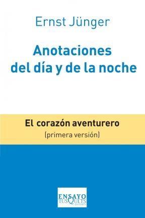 Libro Anotaciones Del Dia Y De La Noche
