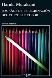 Papel Los Años De Peregrinación Del Chico Sin Color