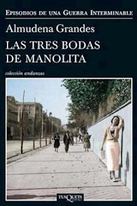 Papel Las Tres Bodas De Manolita