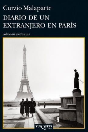 Libro Diario De Un Extranjero En Paris