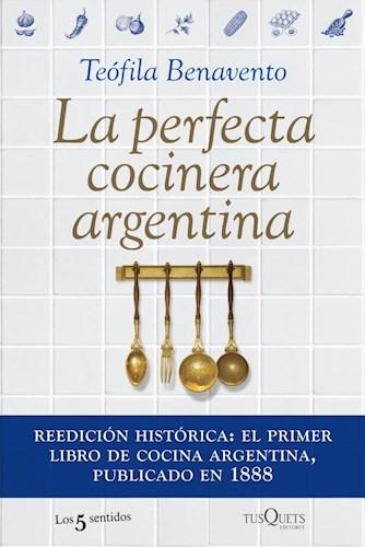 Libro La Perfecta Cocinera Argentina