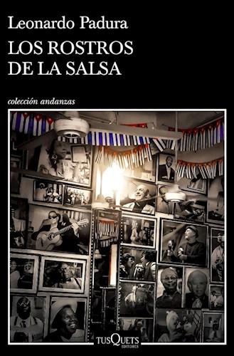 LIBRO LOS ROSTROS DE LA SALSA