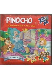 Papel Pinocho - Puzzle De Cuentos De Hadas