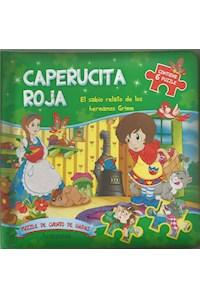 Papel Caperucita Roja - Puzzle De Cuentos De Hadas