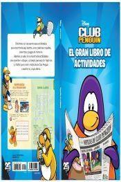 Papel Club Penguin El Gran Libro De Actividades