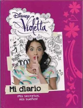 Papel Violetta Mi Diario