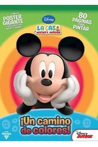 Papel Coleccion Disney Colouring Book N°2