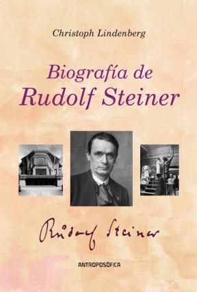Libro Biografia De Rudolf Steiner