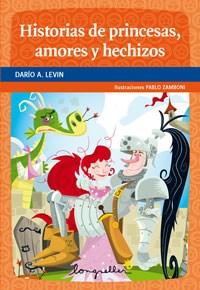 Papel Historias De Princesas, Amores Y Hechizos
