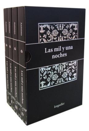 Papel Mil Y Una Noches, Las (4 Tomos)