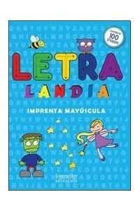 Papel Letralandia 1 Imprenta Mayusculas