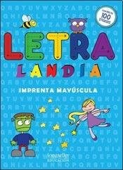 Papel Letralandia - Imprenta Mayuscula