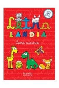 Papel Letralandia 1 Cursiva
