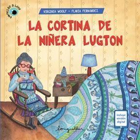 Papel La Cortina De La Niñera Lugton