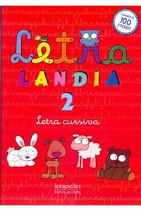 Papel Letralandia 2 Letra Cursiva