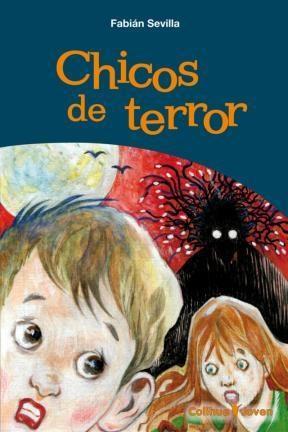 Libro Chicos De Terror