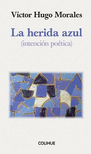 Libro La Herida Azul