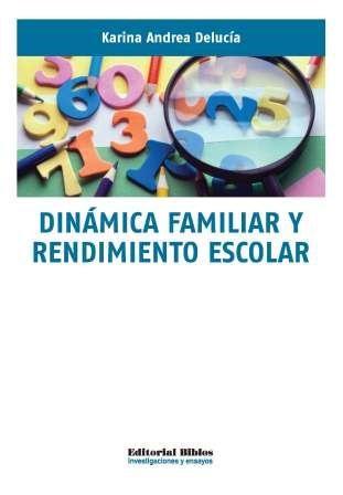 Papel DINAMICA FAMILIAR Y RENDIMINTO ESCOLAR