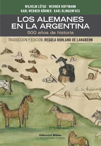 Papel LOS ALEMANES EN LA ARGENTINA