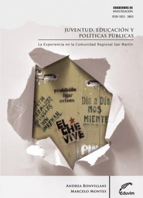 E-book Juventud, Educación Y Políticas Públicas