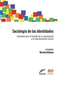 Papel SOCIOLOGIA DE LAS IDENTIDADES