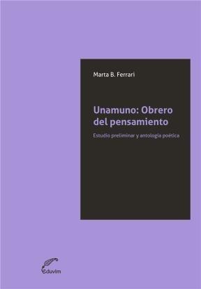 E-book Unamuno: Obrero Del Pensamiento