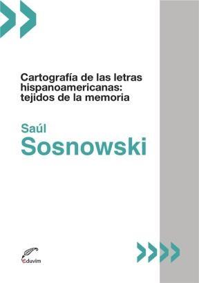 E-book Cartografía De Las Letras Hispanoamericanas