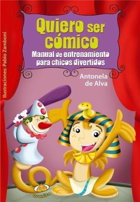 E-book Quiero Ser Cómico