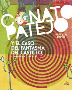 Libro Conato Patejo Y El Caso Del Fantasma Del Castillo
