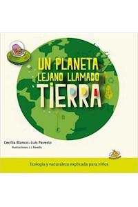 Papel Un Planeta Lejano Llamado Tierra