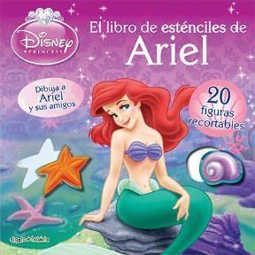 Papel Libro De Estenciles De Ariel, El