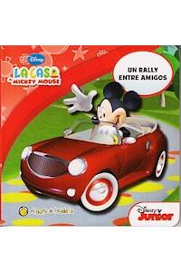 Papel Un Rally Entre Amigos I - Mi Primera Biblioteca - La Casa De Mickey Mouse