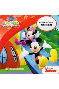 Papel Diversión Al Aire Libre I - Mi Primera Biblioteca - La Casa De Mickey Mouse