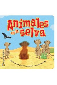 Papel Animales En La Selva