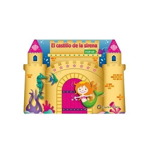 Papel El Castillo De La Sirena
