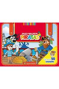 Papel Valijita Para Pintar Pirata