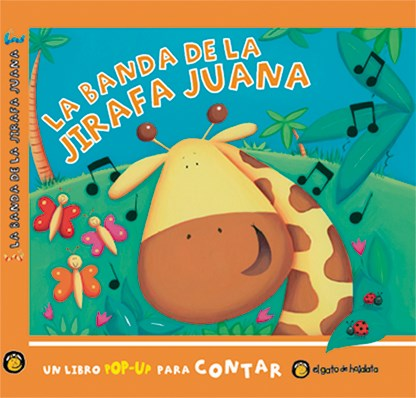 Papel La Banda De La Jirafa Juana