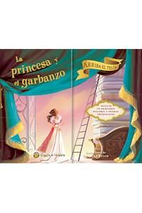 Papel La Princesa Y El Garbanzo - Arriba El Telón