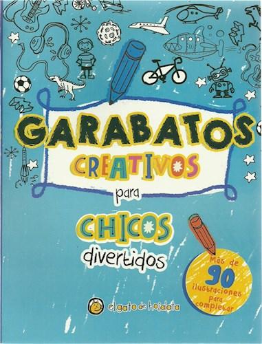 Papel Garabatos Creativos Para Chicos Divertidos