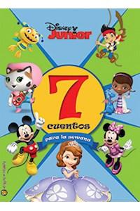 Papel 7 Cuentos Para La Semana Disney Junior