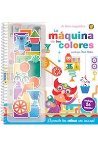 Papel La Maquina De Los Colores