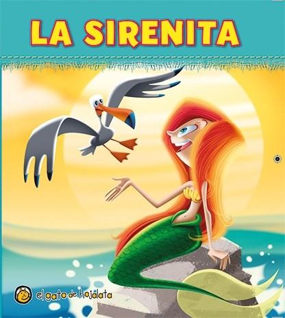 Papel La Sirenita