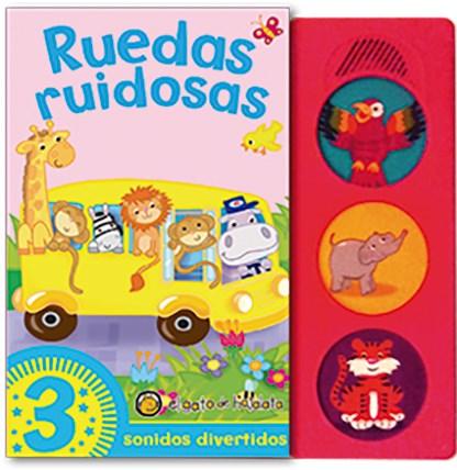 Papel Ruedas Ruidosas