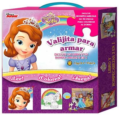 Libro Princesita Sofia