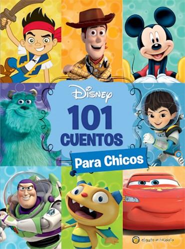 Libro 101 Cuentos Disney Chicos