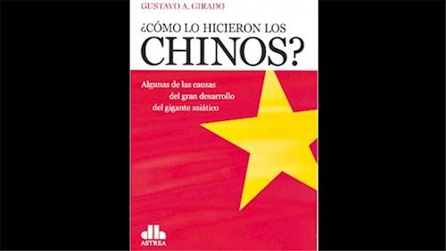 Libro Como Hicieron Los Chinos ?