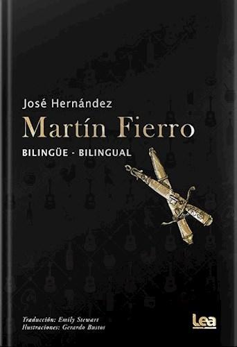 Libro Martin Fierro Bilingue - Bilingual