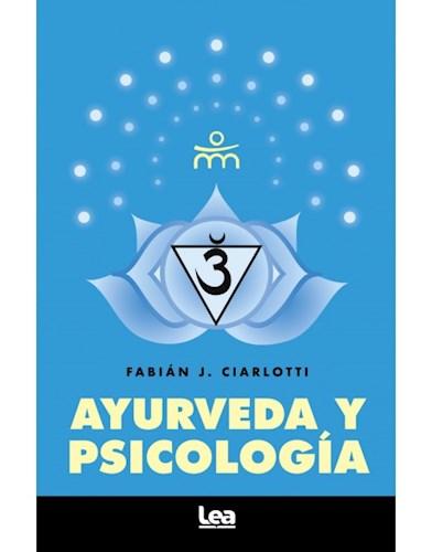 Libro Ayurveda Y Psicologia